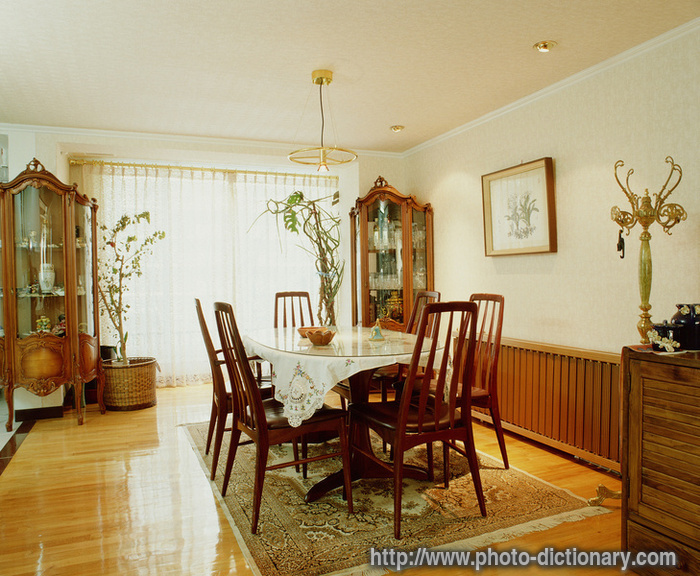 Dining room definition