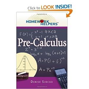 Pre Calc Homework Answers