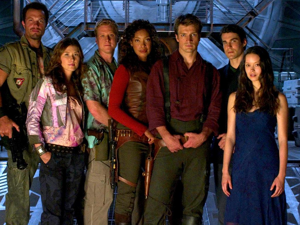 Firefly tv poster